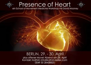 Presence of Heart - David Mooney @ Dock11, Berlin