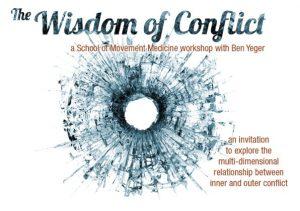 The Wisdom of Conflict - Ben Yeger @ EDEN, Berlin