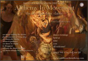 [:de]Alchemy in Movement Einführungsabend - Caroline Carey[:en]Alchemy in Movement Introductory Evening - Caroline Carey[:] @ EDEN, Berlin